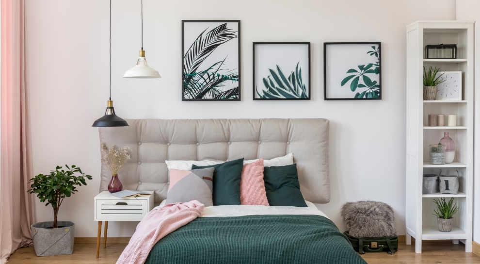 ideas sencillas para remodelar tu habitación